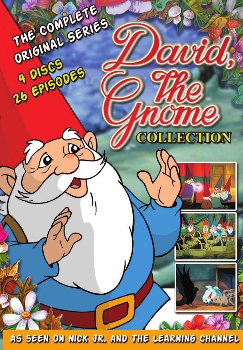 David the Gnome Poster