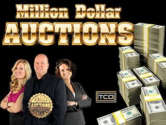 Million Dollar Auctions Poster