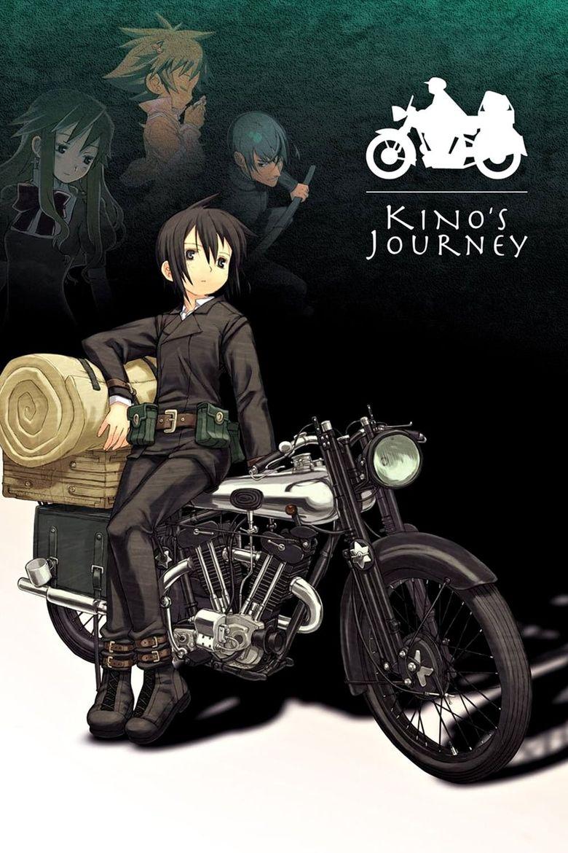 Kino's Journey Poster