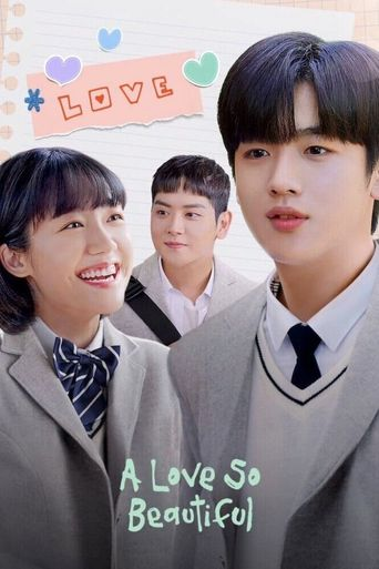 A Love So Beautiful (KR) Poster