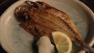 Season 01, Episode 09 Grilled Aji (Horse mackerel)