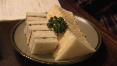 Season 01, Episode 07 Egg Sandwich