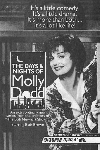 The Days and Nights of Molly Dodd Poster