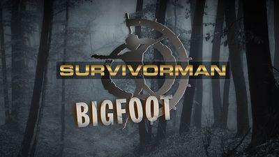 Season 06, Episode 05 Survivorman Bigfoot: Smoky Mountain Sasquatch