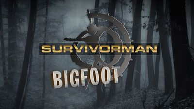 Season 06, Episode 04 Survivorman Bigfoot: Giants of the Forest