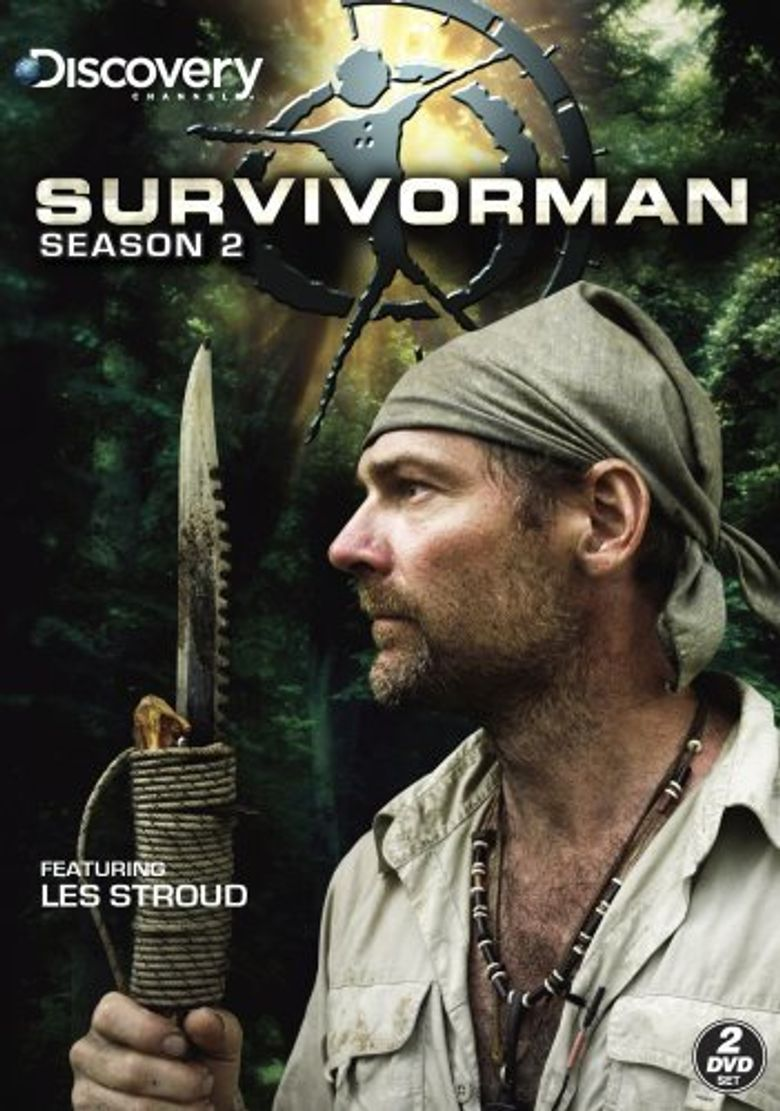 Survivorman Poster