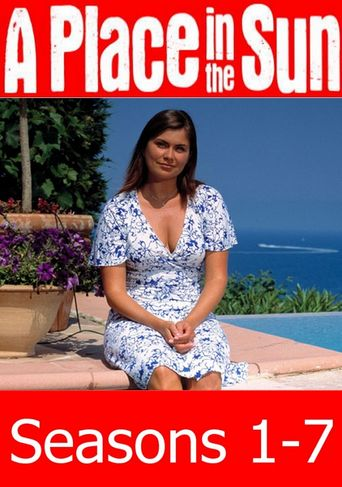 A Place in the Sun: British Channel 4 Poster