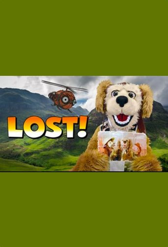 Lost! Poster