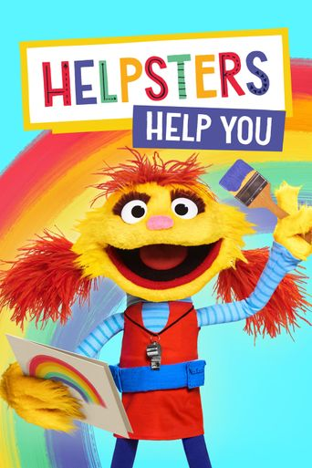 Helpsters Help You Poster