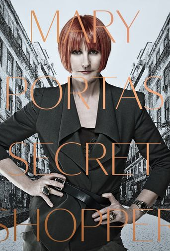 Mary Portas: Secret Shopper Poster