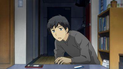 Season 01, Episode 01 Arata Kaizaki (27), Unemployed