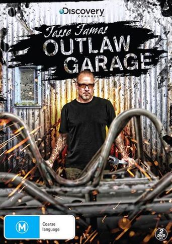 Jesse James: Outlaw Garage Poster