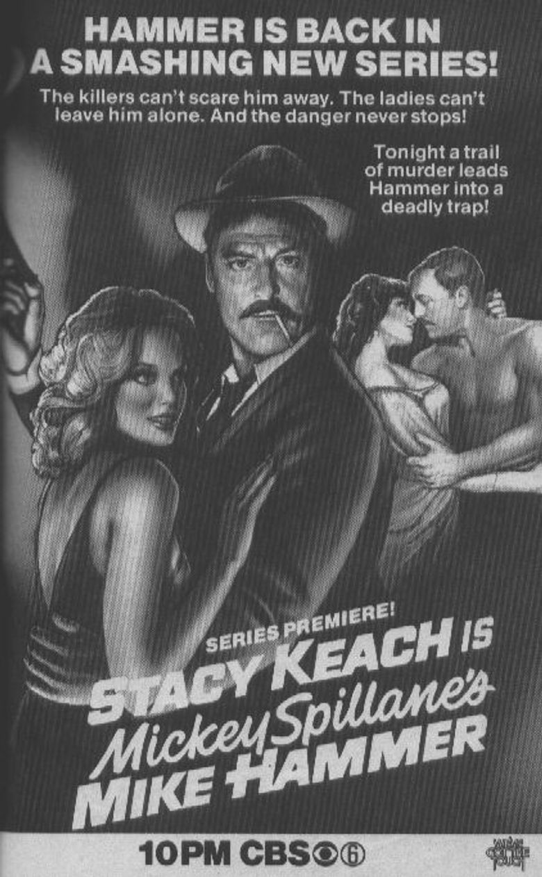 Mike Hammer Poster