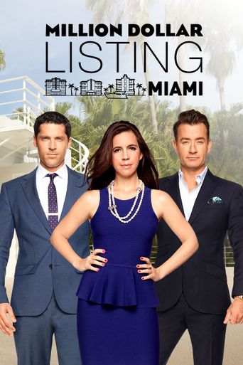 Million Dollar Listing Miami Poster