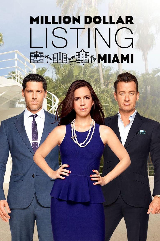 Million Dollar Listing Miami Poster