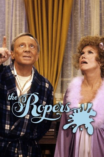 The Ropers Poster