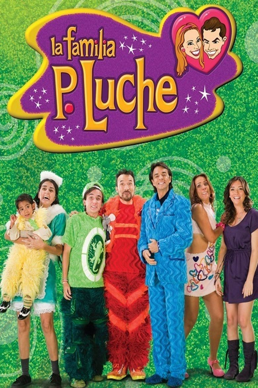 The Plush Family Poster
