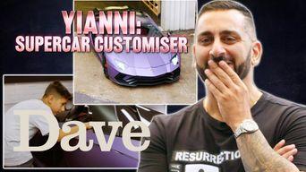 Yianni: Supercar Customiser Poster