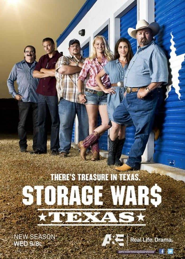 Storage Wars: Texas Poster