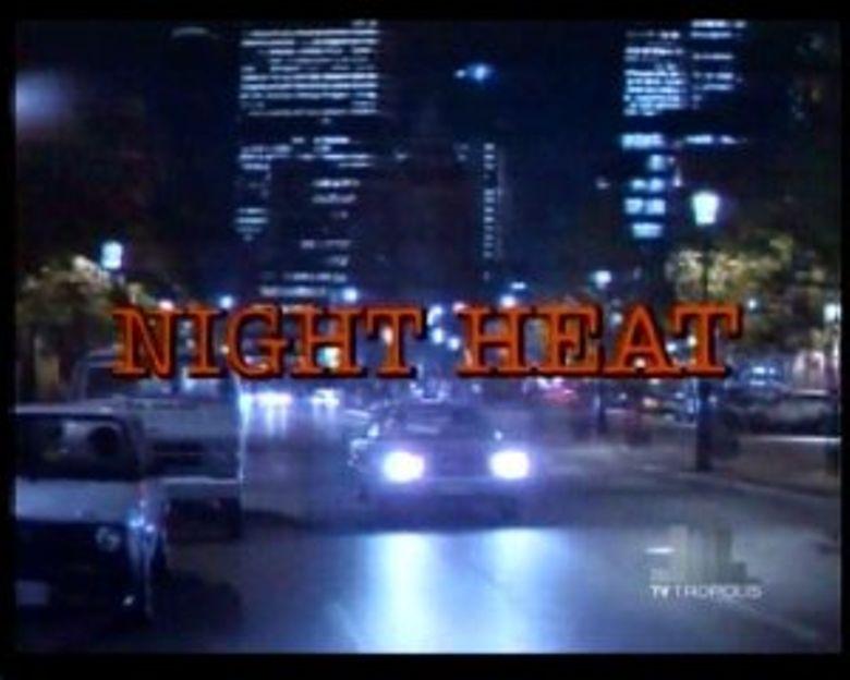 Night Heat Poster