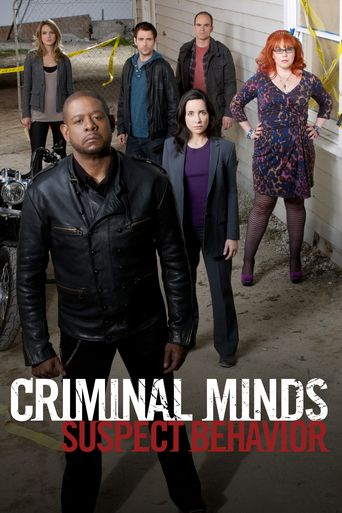 Criminal Minds: Suspect Behavior Poster