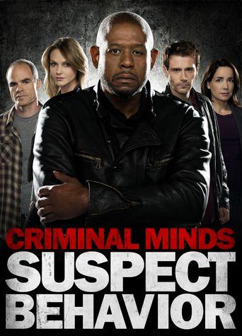 Criminal Minds Suspect Behavior Poster