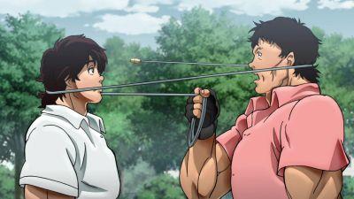Season 01, Episode 02 Dark Martial Arts