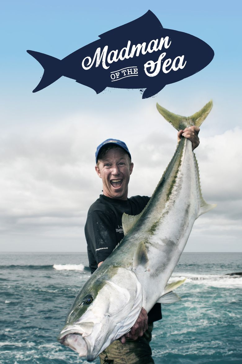 Madman of the Sea Poster