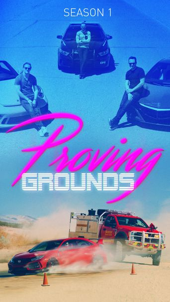 Proving Grounds Poster