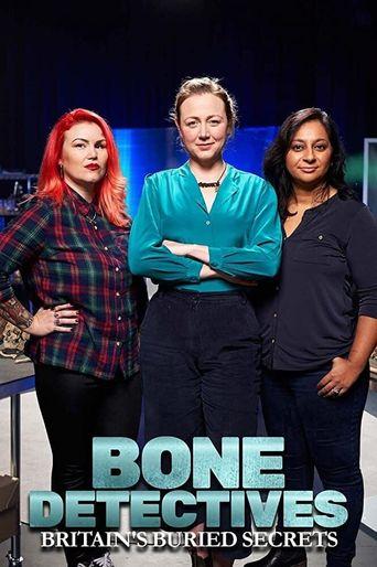Bone Detectives: Britain's Buried Secrets Poster