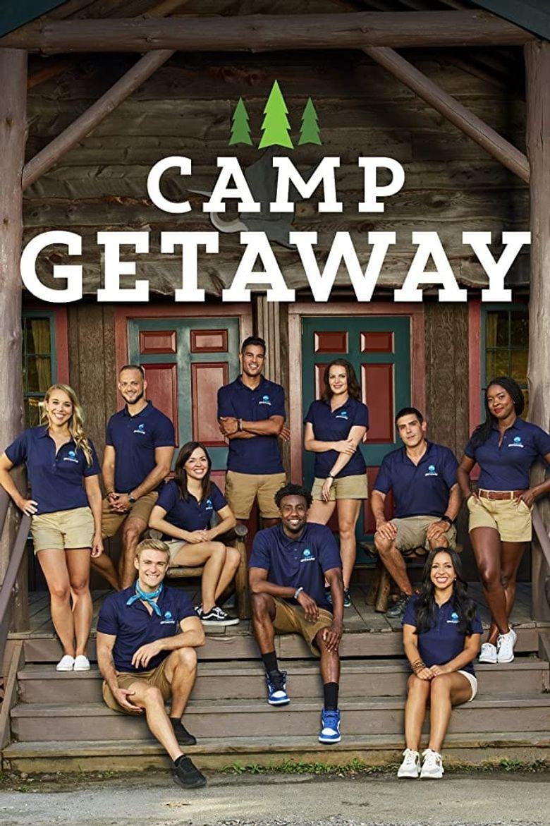Camp Getaway Poster