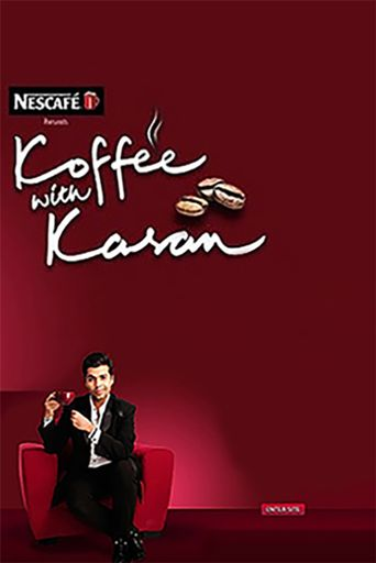 Koffee with Karan Poster