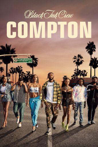 Black Ink Crew Compton Poster