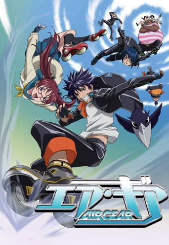 Watch Air Gear