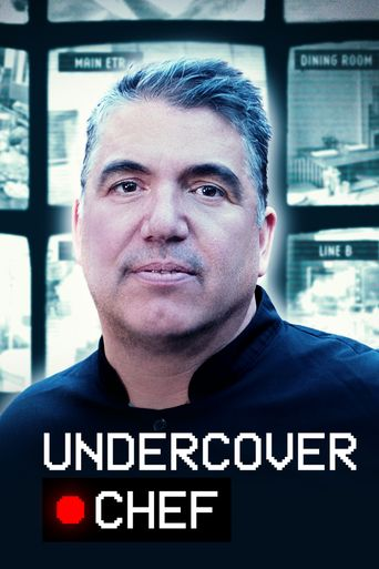 Undercover Chef Poster