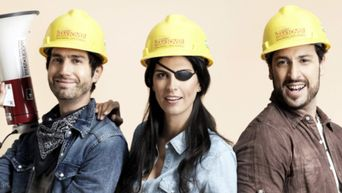 Extreme Makeover: Home Edition - Latin America Poster