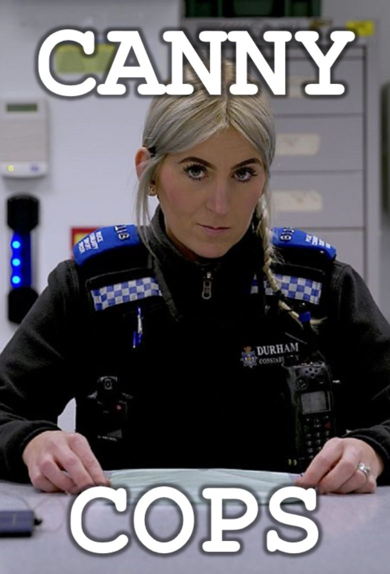Canny Cops Poster
