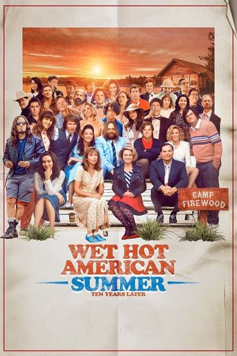 Watch Wet Hot American Summer: 10 Years Later