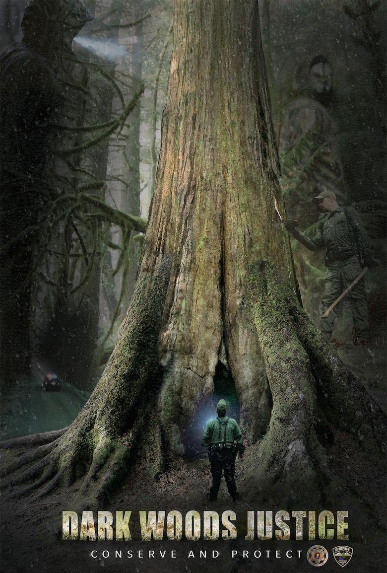 Dark Woods Justice Poster