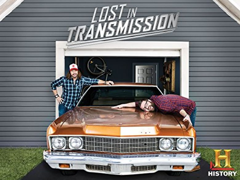 Lost in Transmission Poster