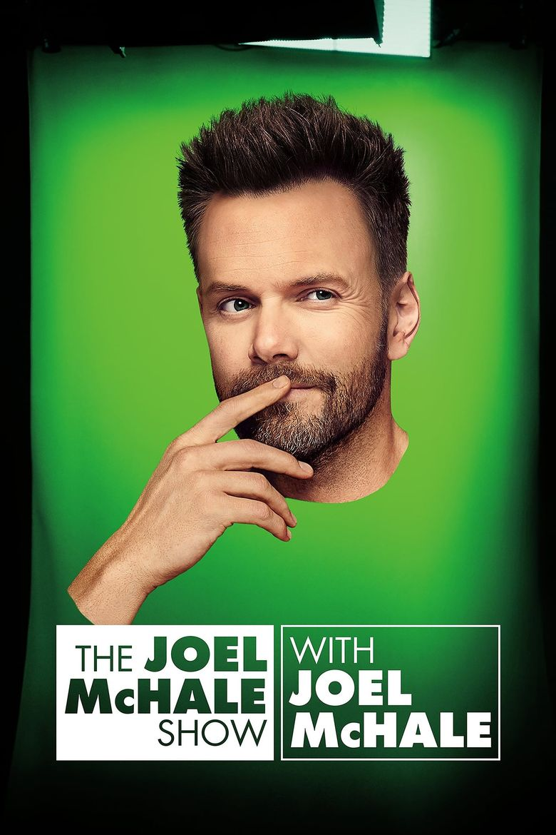 The Joel McHale Show with Joel McHale Poster