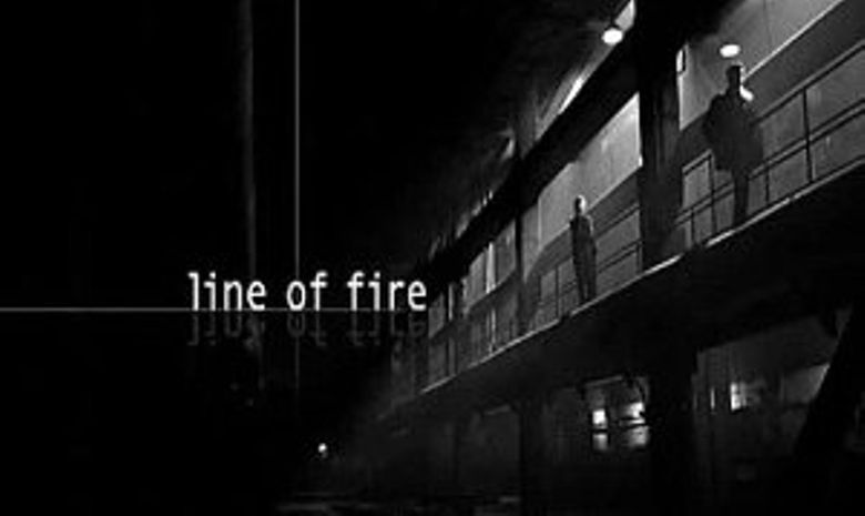 Line of Fire Poster