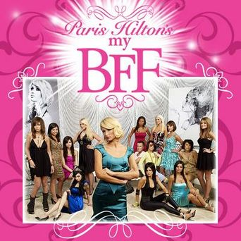 Paris Hilton's My New BFF Poster