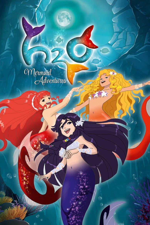 H2O - Abenteuer Meerjungfrau Poster