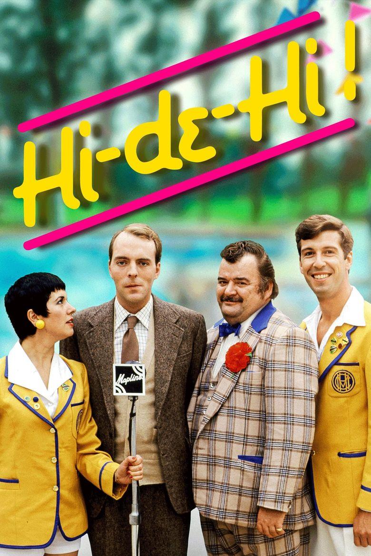 Hi-de-Hi! Poster