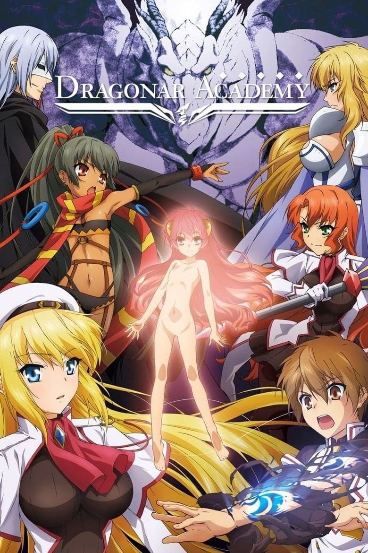 Dragonar Academy Poster