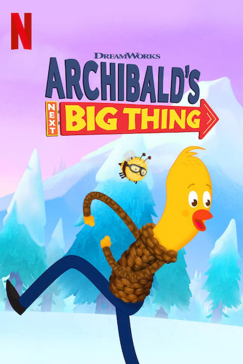 Archibald's Next Big Thing Poster