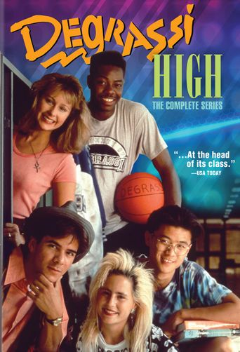 Degrassi Junior High Poster