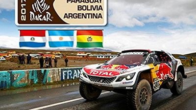 Watch SHOW TITLE Season 2017 Episode 2017 2017 Dakar Rally Stages 1 and 2-Quads and Trucks Recap