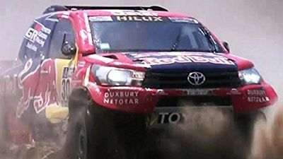 Watch SHOW TITLE Season 2017 Episode 2017 2017 Dakar Rally Stage 1 - Asunción to Resistencia